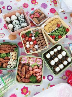 美味しい お弁当の写真・画像素材[1645700]