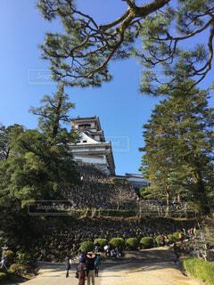 高知城の写真・画像素材[1647029]