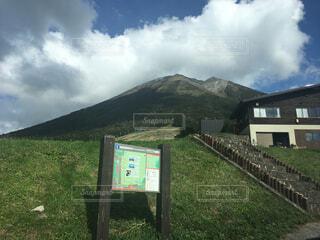 霊峰大山〜スキー場より〜の写真・画像素材[1647150]