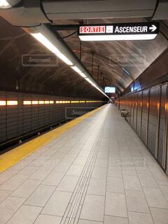 地下鉄ホームの写真・画像素材[1650642]