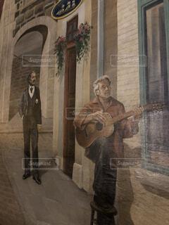 ケベックにある錯覚アートの写真・画像素材[1650670]