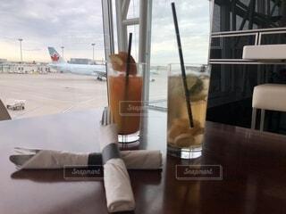 空港カクテルの写真・画像素材[1651484]
