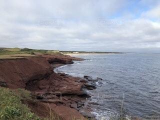 プリンスエドワード島のビーチの写真・画像素材[1651485]