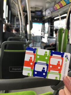 ケベックバスの写真・画像素材[1651513]