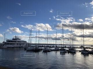 プリンスエドワード島の港の写真・画像素材[1651719]