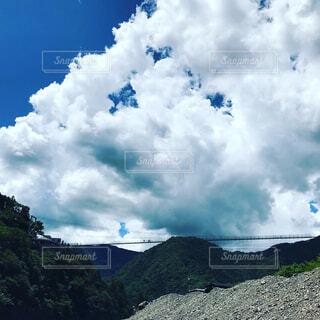 もくもく雲の写真・画像素材[1650904]