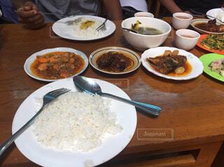ミャンマー料理の写真・画像素材[1653407]