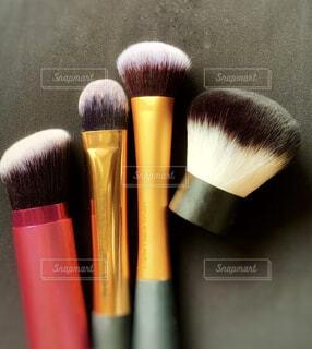コスメブラシ✨化粧道具の写真・画像素材[1856413]