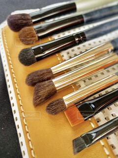 コスメブラシ✨化粧道具の写真・画像素材[1856462]