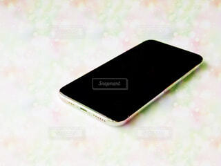 iPhone、携帯電話の写真・画像素材[2016647]