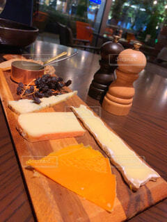 チーズの盛り合わせ🧀の写真・画像素材[2463989]