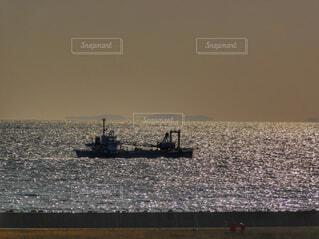 海、船の写真・画像素材[2820089]
