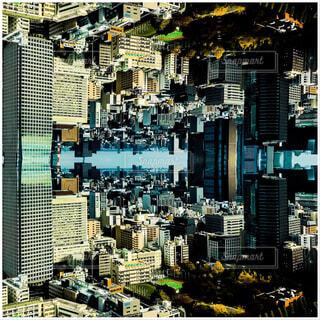 未来都市の写真・画像素材[1652423]