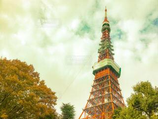 東京タワーの写真・画像素材[1652720]