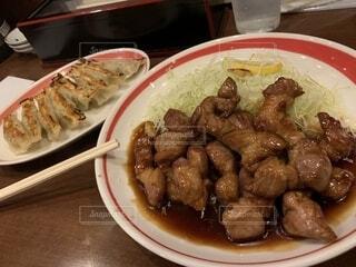 四日市で食べたトンテキの写真・画像素材[1655345]