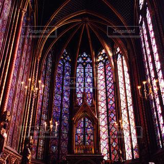 パリ サント ・ シャペルの写真・画像素材[1654404]