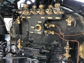 機関車の運転席 - No.1100233