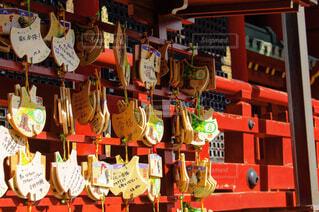 鶴岡八幡宮 絵馬の写真・画像素材[1654836]