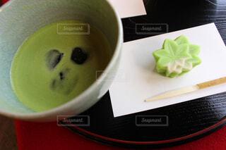 抹茶の写真・画像素材[1677201]