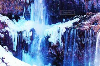 華厳の滝の写真・画像素材[2133280]