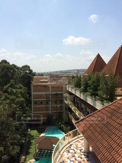 ウガンダの街並の写真・画像素材[1655657]