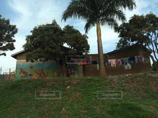 ウガンダの街並の写真・画像素材[1655661]