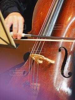 チェロ演奏の写真・画像素材[1659153]