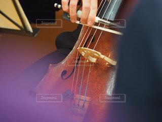 チェロ演奏の写真・画像素材[1659155]
