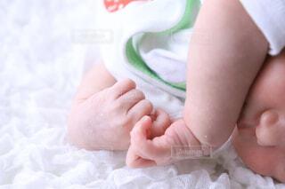 赤ちゃんの手の写真・画像素材[1661666]
