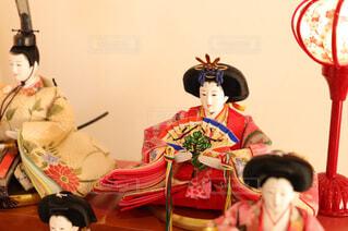 雛人形の写真・画像素材[1661790]