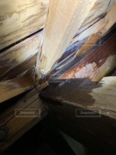雨漏り補修の写真・画像素材[3251552]