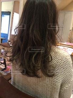 髪の写真・画像素材[1669141]