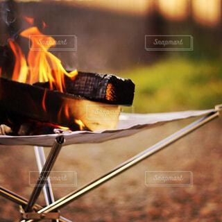 炎は癒しの写真・画像素材[1691600]