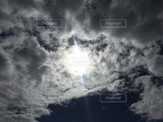 空の雲の写真・画像素材[1664052]