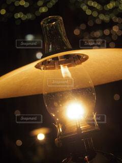 ランプの光の写真・画像素材[1664851]