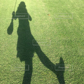 ゴルフが楽しくての写真・画像素材[1722432]