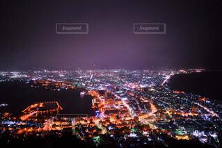 夜の街の写真・画像素材[1843463]