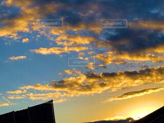 空の雲の写真・画像素材[1692520]