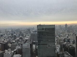 東京の高層ビルの写真・画像素材[1667873]