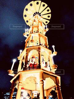 クリスマスマーケットの写真・画像素材[1673560]