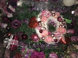 クリスマス の飾りの写真・画像素材[1674816]