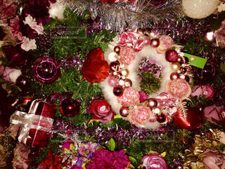 クリスマスの飾りの写真・画像素材[1675803]