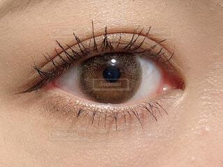 目の写真・画像素材[3187686]
