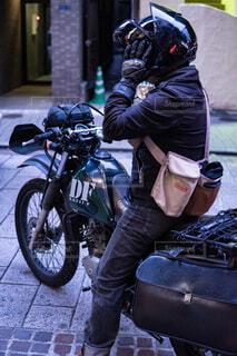 バイクの写真・画像素材[1670038]