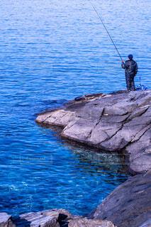 釣り人の写真・画像素材[1749691]