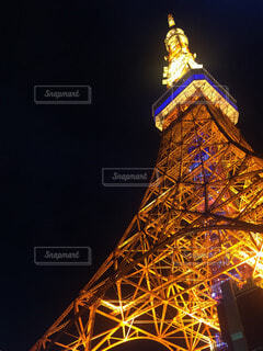東京タワーの写真・画像素材[71122]