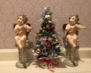 メリークリスマスの写真・画像素材[1675753]