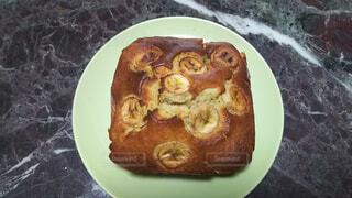 バナナケーキの写真・画像素材[2247699]