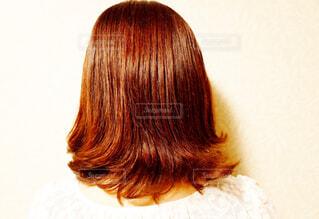 50代髪の毛の写真・画像素材[2402003]