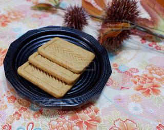 繊維クッキーの写真・画像素材[2410997]